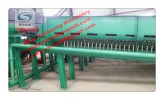 Quenching system(spiral groove) of skew rolling mill production line  Suchuang machinery equipment manufacturing Co.Ltd is the professional and best manufacturer of skew   rolling mill in China. For over 30 years, we have devoted to the developing and manufacturing of skew rolling   mill.  youtube: https://www.youtube.com/channel/UCDXch-8UZUeG7JGqs6HTwOQ facebook: https://www.facebook.com/skewrollingmill website: http://www.skewrollingmill.com