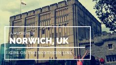 A great weekend destination to get out of the city of London is Norwich! Check out my top 5 things to do