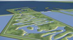Ecological engineering | Fish migration river at the Afsluitdijk | by De Nieuwe Afsluitdijk | 7 mins