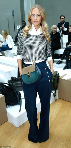 ... pants for more 70s look Chloe 2