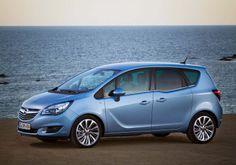 cool New 2014 Opel Meriva