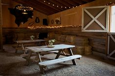 Moose Creek Ranch Barn - Victor, Idaho - photography Jamye Crhisman