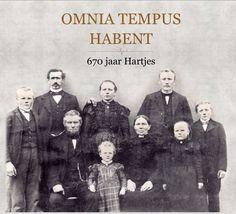 Na het boek 'Omnia Tempus Habent - 670 jaar Hartjes' is ook de website live van de Familie Hartjes met achtergrond informatie over het boek en een preview. Bekijk de website via www.familie-hartjes.nl. #Webdesign #3AMI