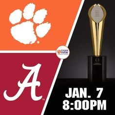 Go Tigers!! 🐅🐾🏈🏆 Clemson Football, College Football Playoff, Clemson Tigers, Die Hard, Champs, University, Butterfly, Fan, Orange
