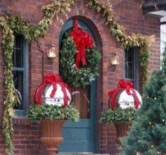 świąteczne dekoracje domu - Google Search