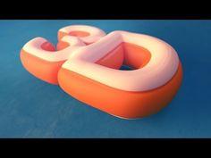 C4D Soft Body Dynamics - Tutorial Part One - YouTube
