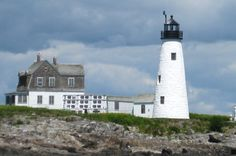Wood Island Lighthouse, ME