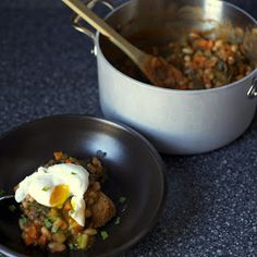Chard and White Bean Stew