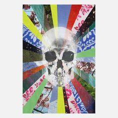 Funky Skull