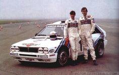 Henri Toivonnen & Markku Alen - Lancia Delta S4 (1985)