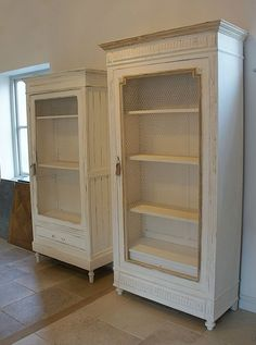 French Furniture - Armoires - Clay and Rock Chester.