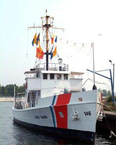 USCGC McLane #uscg http://joefollansbee.com/photos/historic-coast-guard-boats/