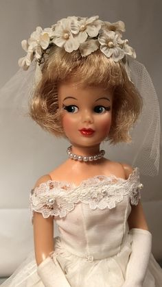Tammy Doll, Sindy Doll, Bride Dolls, Doll Outfits, Pos, Doll Accessories, Vintage Dolls, Marie, Doll Clothes