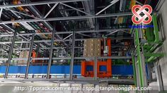 Tpprack, Double Deep rackings, drive in rack, Selective Rack, pallet rac...