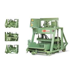 www.everonimpex.net/block-making-machine.php - Hollow Block Making Machine Manufacturers, Suppliers & Exporters in India.