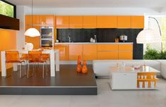 Paint and Color Ideas for Kitchens (10)