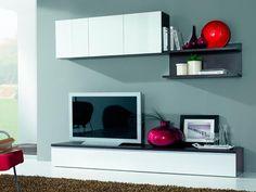 Parete TV 349€  http://www.conforama.it/Products/1635-parete-soggiorno-rimini-wengbianco.aspx