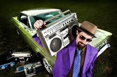 """Secret Agent 23 Skidoo - """"King of Kid Hop"""" - Comes to NYC Jamaica, New York  #Kids #Events"""