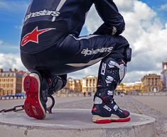 Mx Boots, Motorcycle Suit, Motorbikes, Cleats, Biker, Gay, Suits, Fashion, Boots