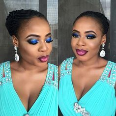 Today's client! #undiscoveredwoc #undiscovered_muas #undiscoveredwocmua #naijamua #naijabestmua #nigerianweddingpictures #weddingguest #featuring_mua #discover_muas #makeupforblackwomen #makeupformelaningirls #melaninbeautiesunite #melaninonfleek #flawlessmakeuplovers #blackisbeautiful #makeupartists_worldwide #makeupbyme #makeupartist #Ibadan #aziyah_makeover #nigeria #marked_beauti #9naijaBrides #weddingdigestnaija #nigerianwedding #africansweetheartweddings #theknotnbeyond…