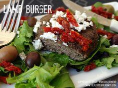 ... Burger Recipes on Pinterest | Burgers, Turkey burgers and Lamb burgers