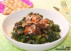 Kale, Portobello Y Coco | Gastronomía & Cía