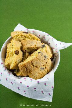Breakfast at Tiffany's: Tozzetti fatti in casa / Tozzetti cookies