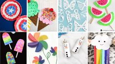 Need kids crafts ideas to keep the kids busy while they're at home? These 20+ easy crafts for kids are perfect for keeping boredom at bay!