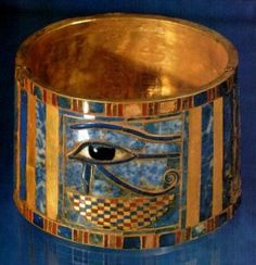 History of #Jewelry. Egypt