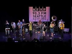 Debo Band - Asha Gedawo (Live on KEXP). Ethiopia - American music.