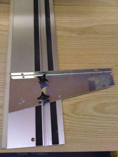Cheap and cheerful rail squaring jig