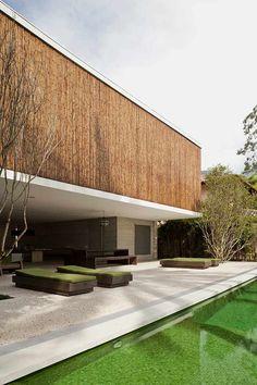 Una bella casa en Ilhabela, por Marcio Kogan (Studio MK27)