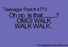 Thats me in a store when i see someone from school!!