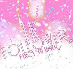 1K! Let's celebrate!!!  https://fancyplanner.wordpress.com/ . . . . . . #Plannerlove #plannercommunity #plannergoodies #erincondrenstickers #plannersupplies #etsysticker #etsystickershop #eclp #stickers #stickerobsessed #plannernerd #planneraddict #plannerstickers #plannerlife #plannergeek #plannerobsessed #plannerdecoration #plannerjunkie #planner #erincondrenlifeplanner #fancyplanner #stationery #stationeryaddict #freeprintables #freeprintablestickers #printables #printablestickers #1kf...