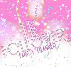 1K! Let's celebrate!!!  https://fancyplanner.wordpress.com/ . . . . . . #Plannerlove #plannercommunity #plannergoodies #erincondrenstickers #plannersupplies #etsysticker #etsystickershop #eclp #stickers #stickerobsessed #plannernerd #planneraddict #plannerstickers #plannerlife #plannergeek #plannerobsessed #plannerdecoration #plannerjunkie #planner #erincondrenlifeplanner #fancyplanner #stationery #stationeryaddict #freeprintables #freeprintablestickers #printables #printablestickers #1kf...