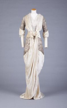 Dress 1911-1914 The Goldstein Museum of Design
