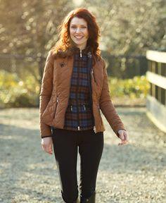 Arista Quilted Jacket