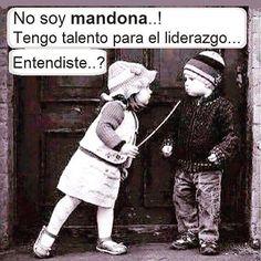 Mandona Yo?