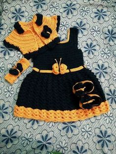 Best 12 Handmade baby witch costume super soft and pretty comes with Knitted Baby Outfits, Crochet Baby Costumes, Crochet Baby Boots, Baby Girl Crochet, Crochet Baby Clothes, Newborn Crochet, Crochet For Kids, Baby Girl Dress Patterns, Baby Pullover
