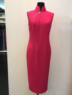 A few weeks ago, a reader sent me a CNN link of the recommended cheongsam boutiques in Shanghai. Though her intention was not to introduce the boutiques but to alert me to one which claimed to have…