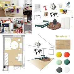 Interior Design Service / consulenza d'arredo/ progetto ORO