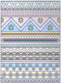 Coloring Page From Color Me Cannabis The Marijuana Themed Book For Stoners Reefers