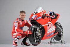 Casey Stoner_Ducati Racing