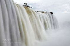Popular on 500px : Iguazu Falls South America 9 by bobviv