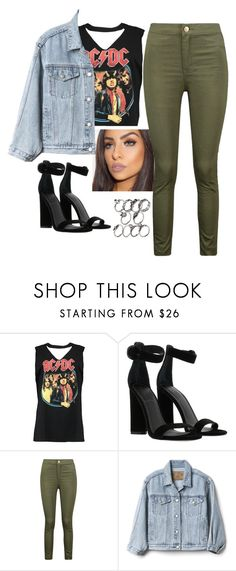 """4"" by thefashionguilty on Polyvore featuring moda, Boohoo, Kendall + Kylie y Gap"