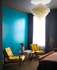 chez la styliste Jo Atkins Hughes photos : The Interior Style List