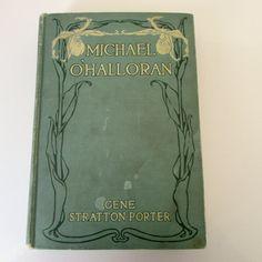1915 First Edition Gene Stratton Porter by nanascottagehouse