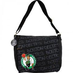 Boston Celtics Large Messenger Bag  #celtics