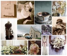 Vintage French Inspired! Tres Chic