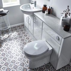 Explore our collection of freestanding bathroom furniture. Perfect for creating a focal point in your bathroom, all our bathroom vanity units provide… Bathroom Vanity Units, Bathroom Faucets, Concrete Bathroom, Diy Bathroom Decor, Bathroom Interior, Bathroom Ideas, Bathroom Inspo, Bathroom Inspiration, Bedroom Decor